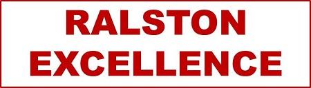 Ralston Excellence Retina Logo